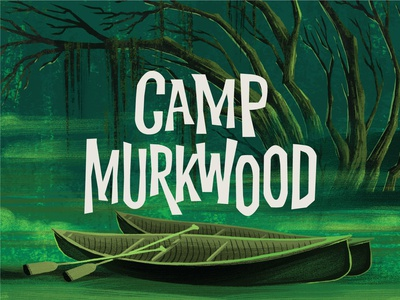Campy Creatures Locations (1/9) - Camp Murkwood
