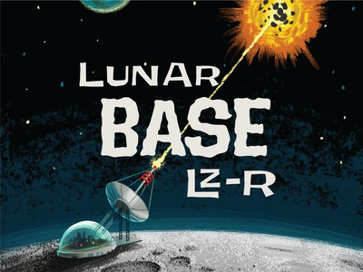 Campy Creatures Locations (3/9) - Lunar Base LZ-R