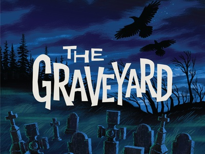 Campy Creatures Bonus Locations (2/3) - The Graveyard