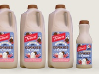 Turner's Cookies & Cream Milk