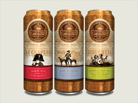Copper Kettle 19.2 oz. Cans - Barrel Aged Series