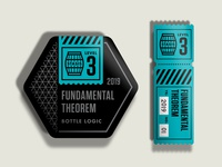 Fundamental Theorem Stickers