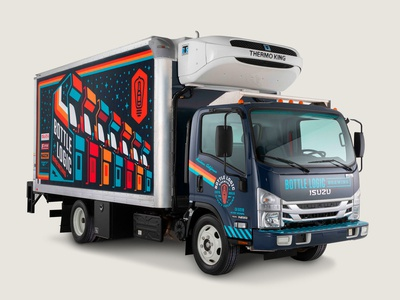 Bottle Logic / Isuzu Ultimate Beer Truck