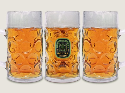 Bottle Logic Orctoberfest Tankard