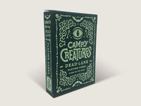 Campy Creatures DeadLuxe Playing Cards