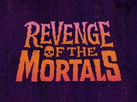 Revenge of the Mortals Logotype