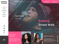 Case Study Evening Street