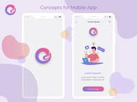 Concepts For Mobile App