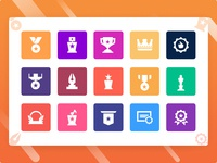 Comp Medal Icons