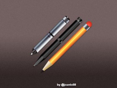 Pen Pencil pen pencil icon icons