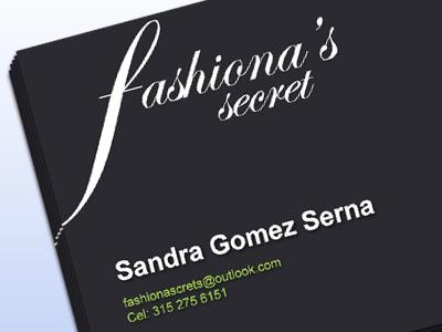 Client Work - Businesscard