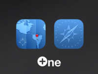 One+  Safari And Maps
