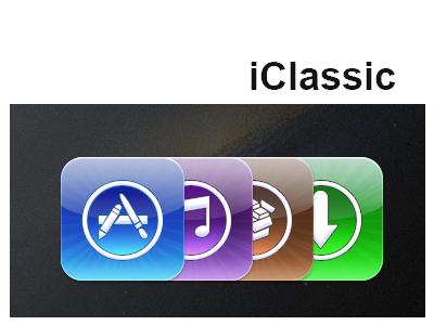 Iclassic store classic icon iphone ipod app store itunes cydia installous