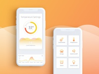 App for Smarthomes