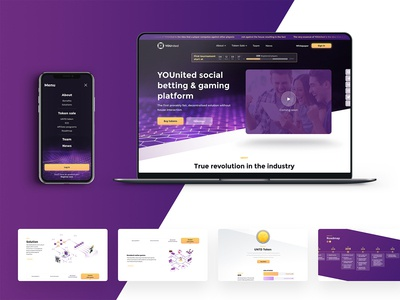 Younited.io is a Gaming & Betting platform