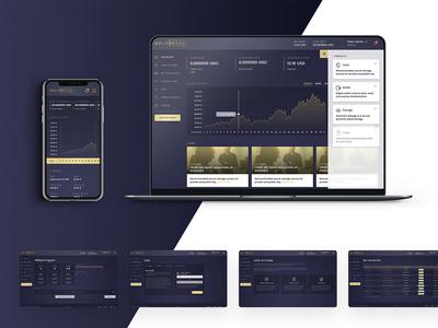 GoldGuard web app