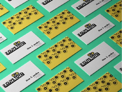 Business Cards: 2GuysToys & More
