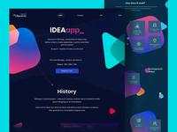 IDEApp webdesign