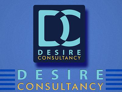 Logo   Desire Consultancy graphics design logo