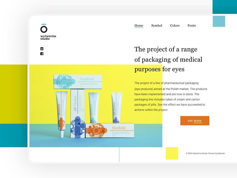 Medical packaging box medical packaging design packaging design czyzkowski