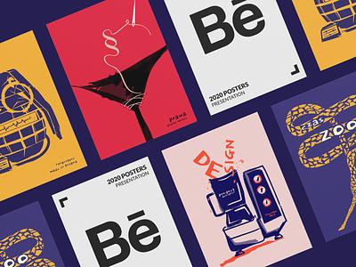 Social Poster 2020 typography poster art poster vector illustration design czyzkowski