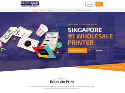 Ecommerce printing