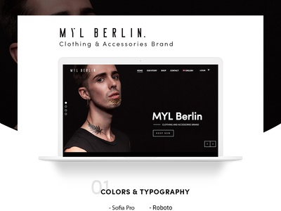 MYL Berlin - Clothing and Accessories brand