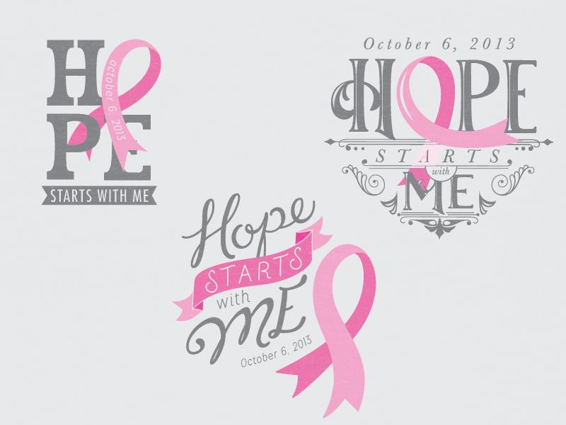 Breast cancer city hope walk