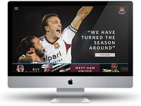 WHU Homepage Re-design
