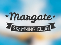 Swim club logo