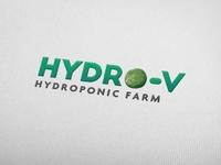 Hydro-V Alternate Logo