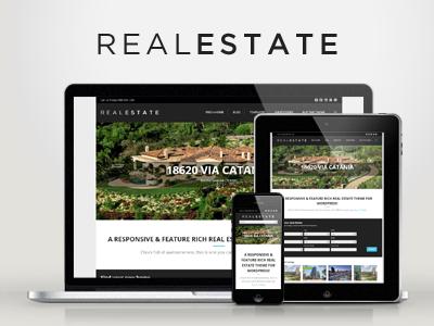 WP Pro Real Estate 5 Responsive WordPress Theme wordpress real estate corporate responsive business ajax