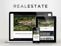 WP Pro Real Estate 5 Responsive WordPress Theme