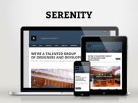 WP Serenity — Responsive Multipurpose Theme