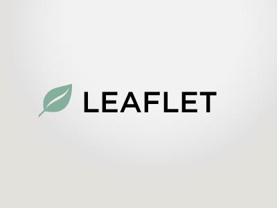 Leaflet Logo logo wordpress theme
