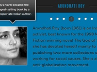 Quotes from Arundhati Roy