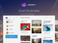 Raindrop.io - Your Smart Bookmarks