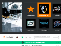 Fulltrack.fm - Music Player
