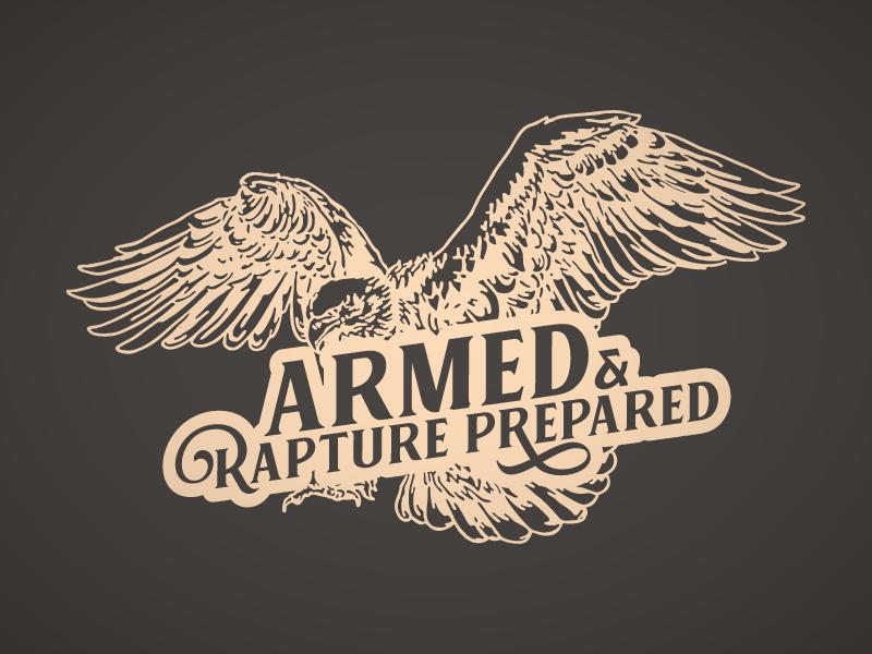 A.R.P. Logo illustrator cc rock southern band church christian branding logo design shirt