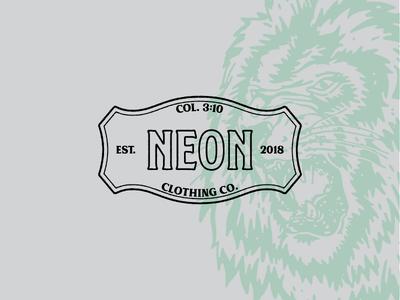 Neon Logo Variation