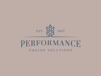Performance Equine Solutions Logo