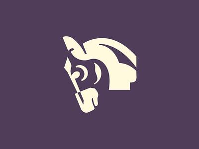 Thoroughbred Logomark / Icon horse racing thoroughbred equine horse logo horse vector icon logo design