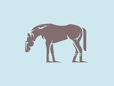 Horse Icon | Thoroughbred Rescue horse logo illustration equine thoroughbred horse racing horse branding logo vector icon design