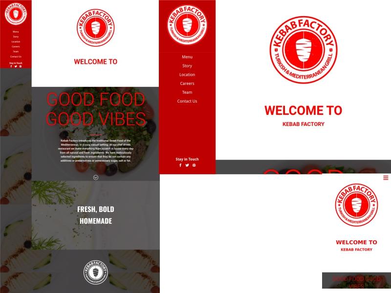 Wordpress website for kebab food wordpress designer wordpress design wordpress template wordpress hosted wordpress kebab food website