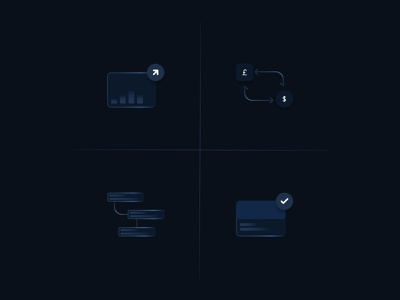 Icon Illustrations iconography vector designer digital design minimal interface icon design icon set icons illustration design ui