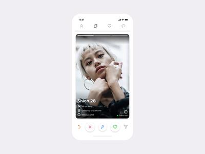 Zoe - Homescreen Interaction
