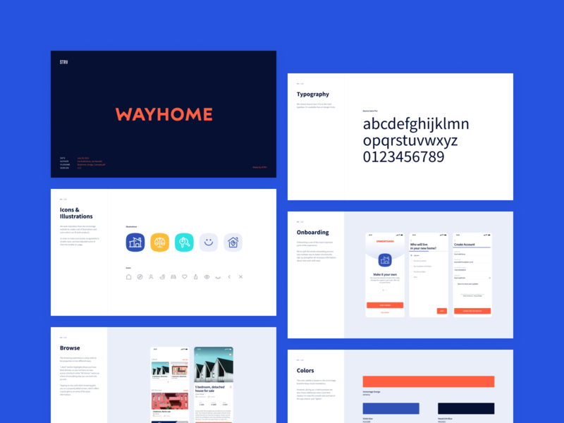 Sales Deck -  Wayhome