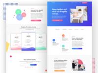 Creative Agency - Concept