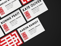AIA Business Cards