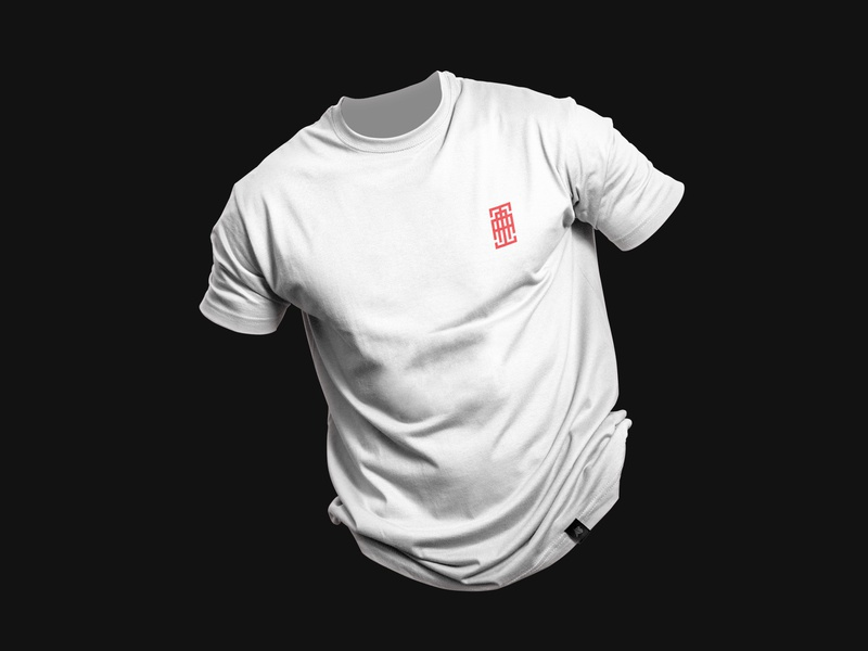 AIA Workshirt architecture photohop vector illustrator re-branding icon typeography type flat lettering red logo design tshirt